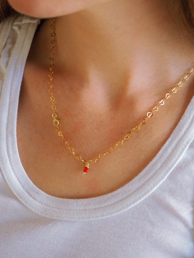 FOOL FOR YOU NECKLACE