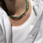 ROMANCING THE STONE NECKLACE
