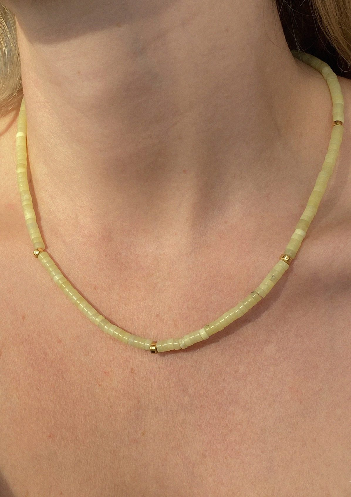 HOW TO LOSE A GUY NECKLACE - HERMINA ATHENS X STYLELOVE COLLECTION