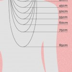 HERMINA Necklace Lengths