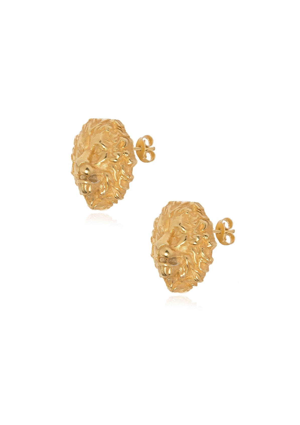 THIREOS LARGE PIN EARRINGS